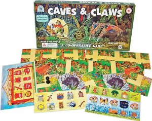 Caves &amp; Claws