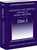 DSM-5 Manual of Mental Disorders